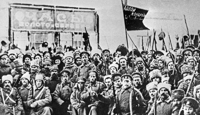 Resultado de imagem para revolução russa de fevereiro cst psol