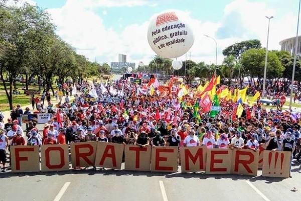 Marcha a Brasilia 2