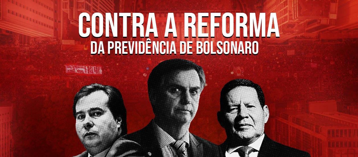 Contra o pacote de ajustes de Bolsonaro, Maia e Mourão